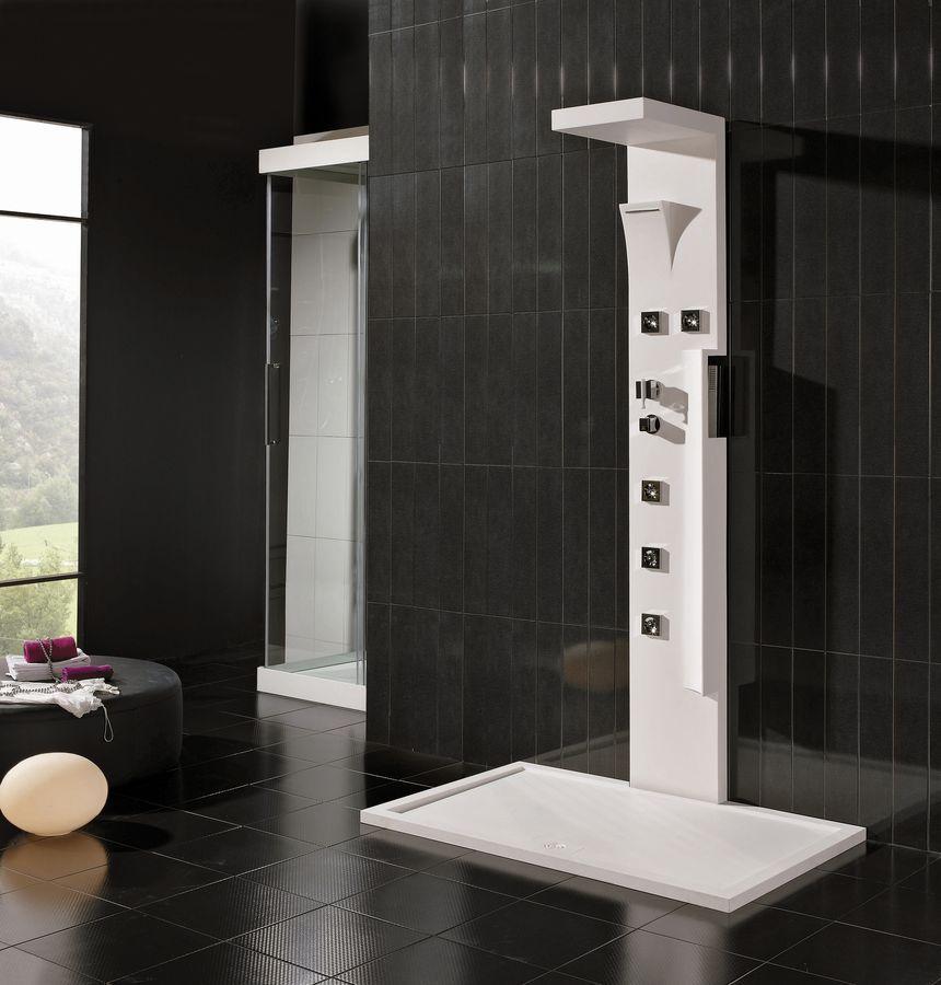 Columna de hidromasaje lo mejor para el baño. - BENEFICIOS DE LAS COLUMNAS DE DUCHA CON HIDROMASAJE