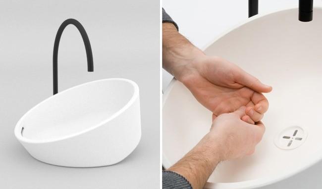 Diseño y arquitectura lavabos - Los lavabos sobre encimera. Elección ideal para el cuarto de baño