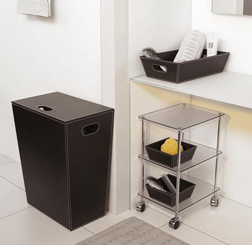 cestos de baño - ¿QUE ACCESORIOS DE BAÑO NECESITA MI LAVABO?