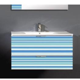 thumb 11 - Lavabos decorados: un toque de distinción a nuestro cuarto de baño