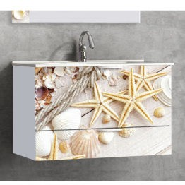 thumb 2 - Lavabos decorados: un toque de distinción a nuestro cuarto de baño