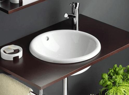lavabo para sobreponer estos se por estar expuestos encima de la encimera de bao dndole ms al lavabo