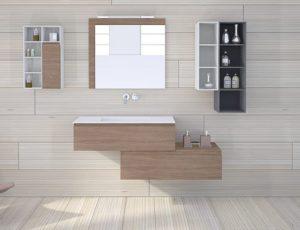 altura del espejo de baño y otros elementos importantes del cuarto de baño
