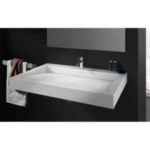 lavabo resina 300x300 - Tendencias del hogar para 2017: los materiales del lavabo