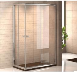 mamparas de baño - Ventajas de contar con una mampara de ducha de cristal en tu baño