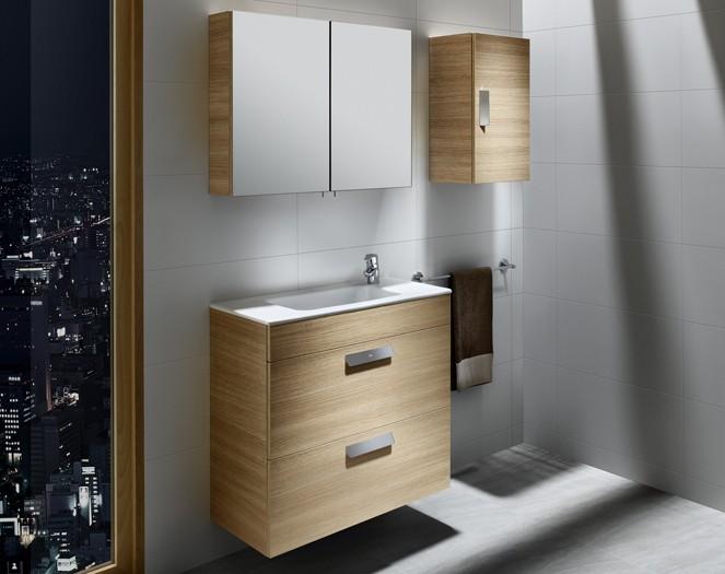 muebles de baño de madera