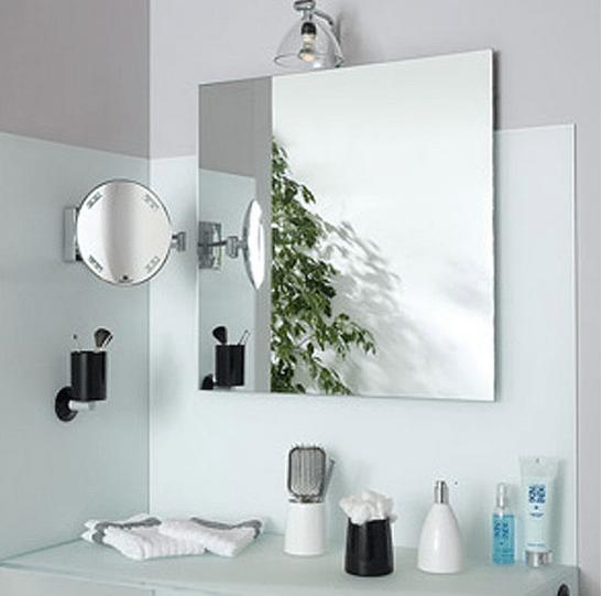 Baño General En Ducha:Espejo accesorios de baño