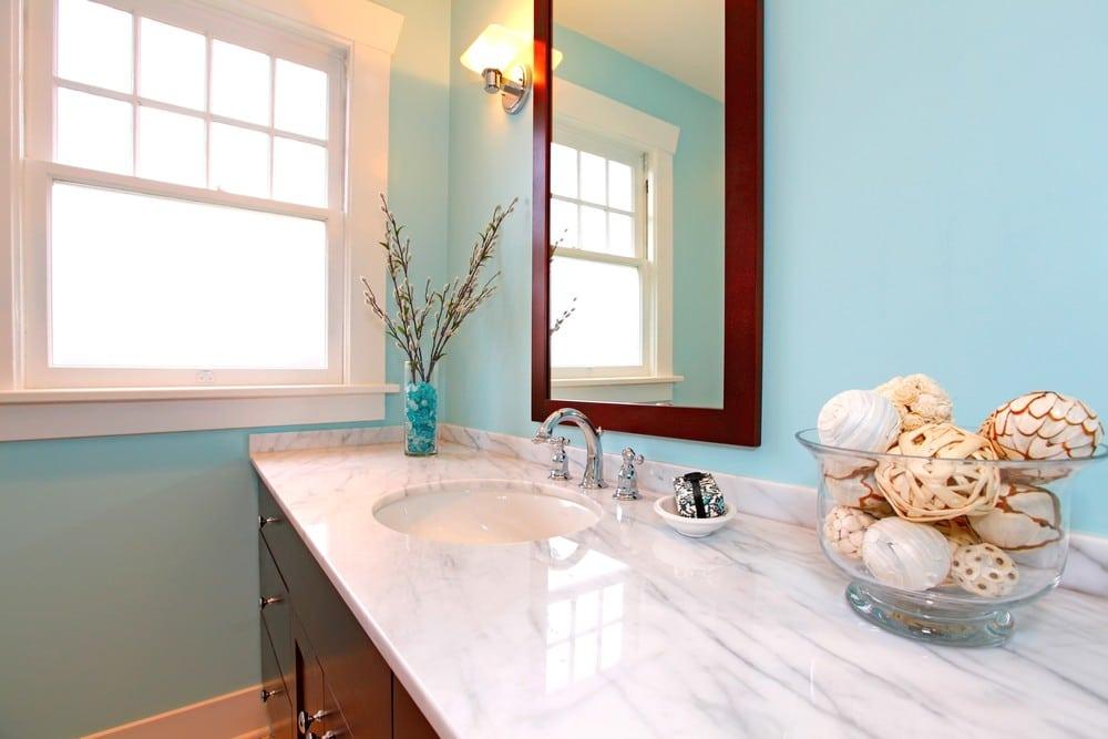 Lavabos pequeños para cuartos de baño pequeños