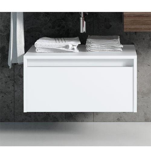 muebles de baño ideales para espacios pequeños