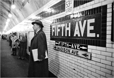 azulejo metro nueva york