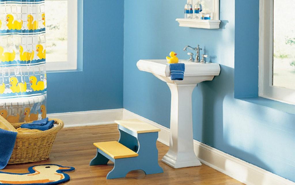 muebles de baño para niños