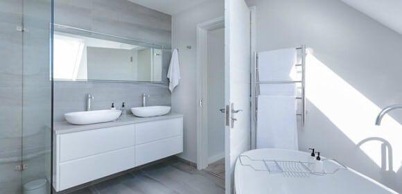 Muebles de baño 2 senos