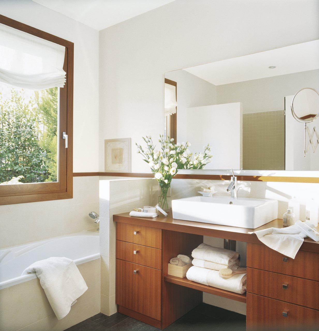Ideas sencillas para renovar tu ba o sin hacer obras tbp - Ver cuartos de banos ...