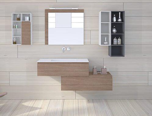 La altura del espejo y otros elementos del cuarto de baño | TBP