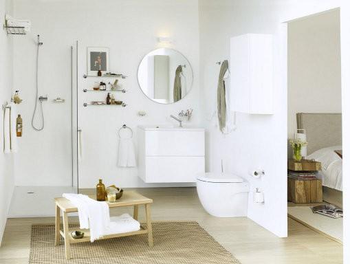 muebles de baño para un cuarto pequeño