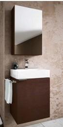 decoración de baños pequeños - La decoración de un baño pequeño. Consejos para un lavabo pequeño