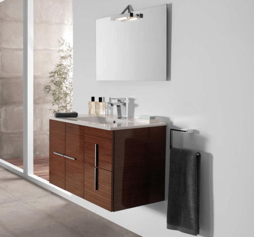 muebles de baño y accesorios de baño consejos para el espejo y la madera