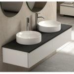 duoblanconegrook 150x150 - Claves para elegir la encimera de baño