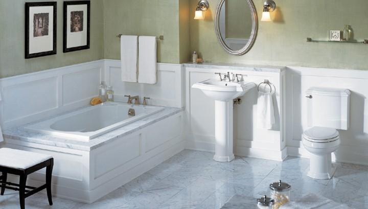 Cómo eliminar los malos olores de las tuberías en un cuarto de baño ...