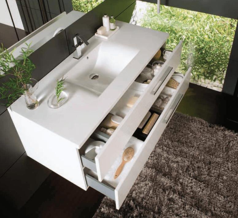 multitud de opciones en las encimeras para el lavabo with encimeras de marmol para lavabos