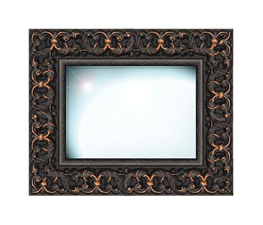 Espejos bano bao espejos de bao vintage design espejos de for Espejos a medida sin marco