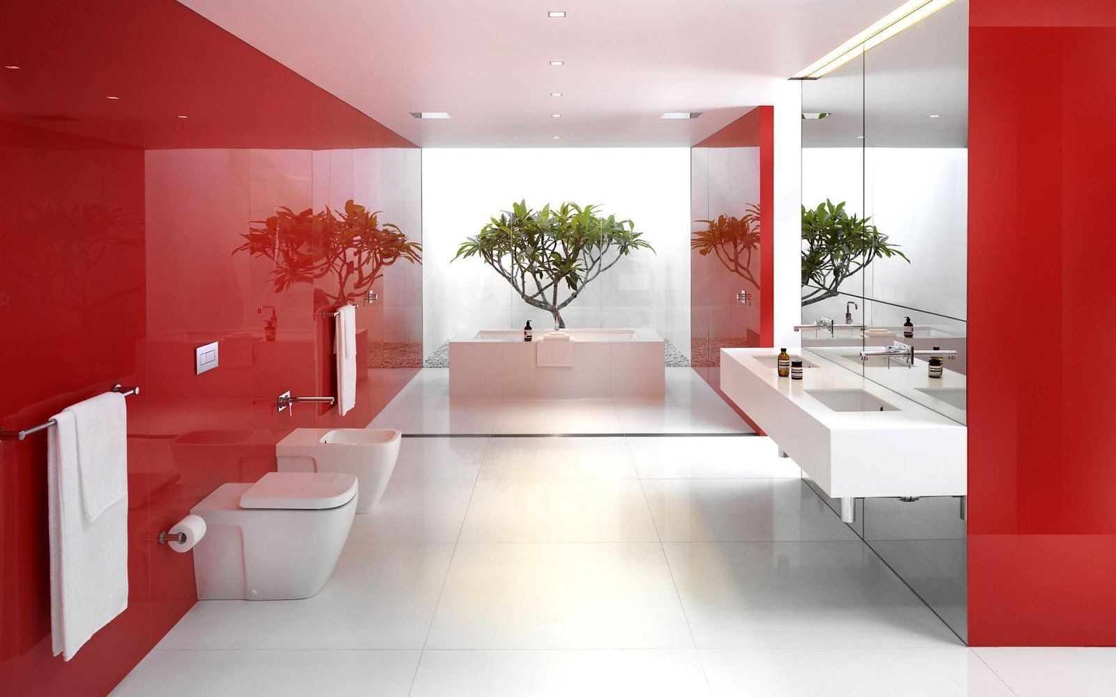 Cu l es el mejor color para pintar mi ba o tbp - The bath point ...