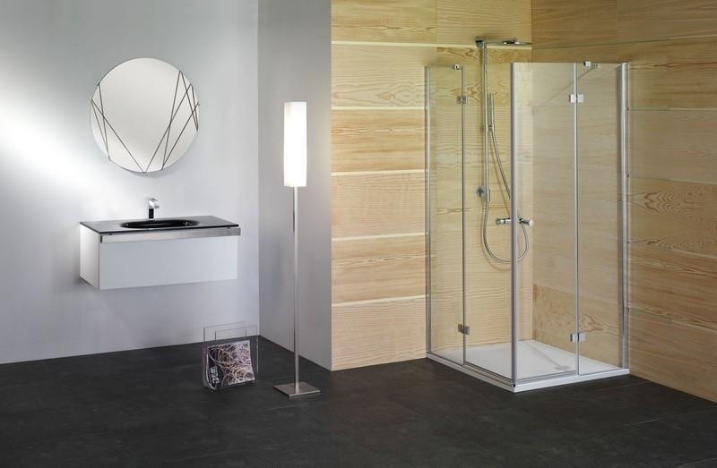 Qu mampara de ducha es la ideal para mi cuarto de ba o for Como limpiar la mampara del bano
