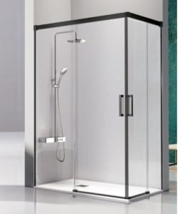 mampara de ducha angular 263x300 - ¿Qué mampara de ducha debo poner?