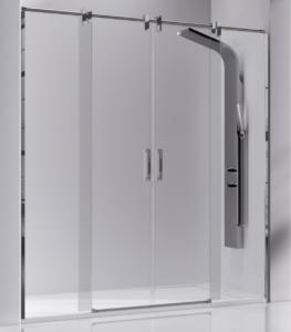 mampara de ducha corredera 263x300 - ¿Qué mampara de ducha debo poner?