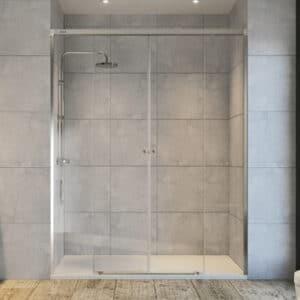 mamparagravity2f 300x300 - Cómo decorar un cuarto de baño pequeño y alargado??