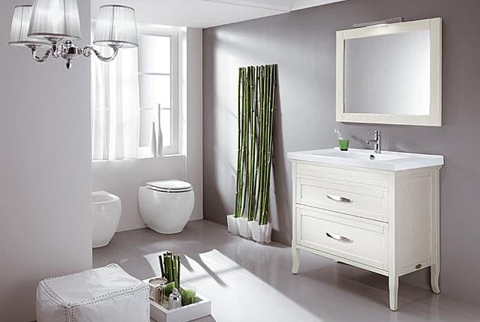 Ideas sencillas para renovar tu ba o sin hacer obras tbp for Mueble lavabo madera