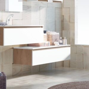 mueble bajo lavabo aqua2 300x300 - ¿De qué color poner el mueble de baño?