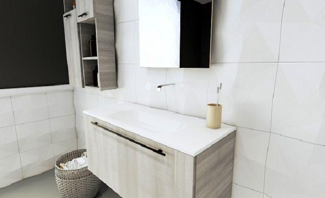 muebles auxiliares de baño para colgar - BLOG DE DECORACIÓN DE BAÑO
