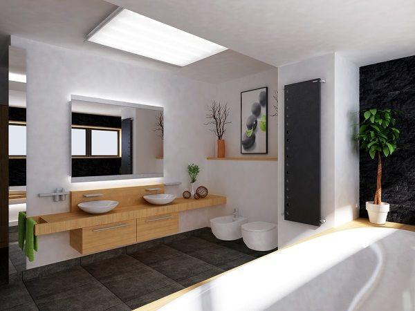 muebles de baño con lavabo - DECORACIÓN DE BAÑOS