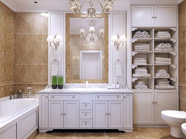 muebles de baño modernos o clasicos