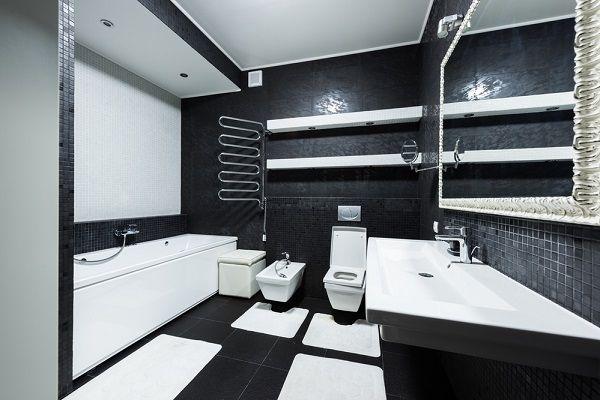 muebles de baño modernos y funcionales