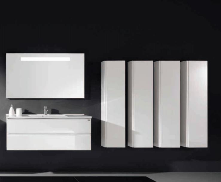 Apuesta por el estilo minimalista tbp for Muebles aseo baratos