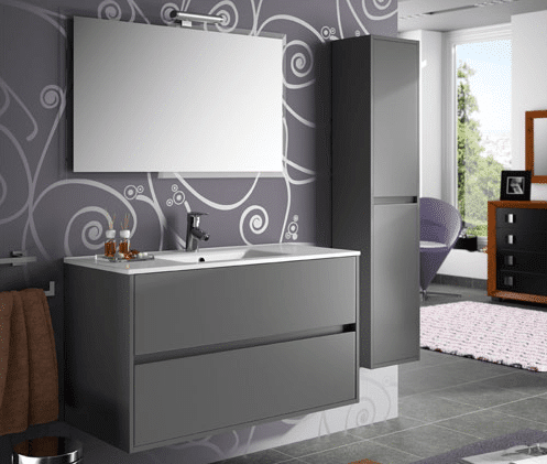 Muebles de ba o noja una buena opci n para sustituir tu for Diferentes tipos de muebles