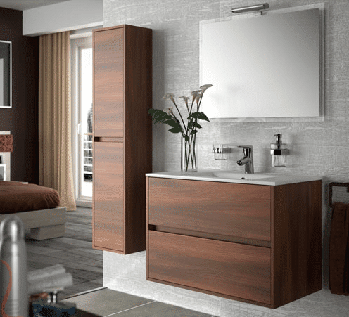 Elegir un mueble de ba o adecuado para tu cuarto de ba o for Decoracion mueble bano