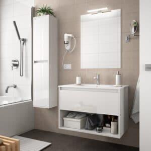 noja1cajonbl2 300x300 - Los Top 5 Muebles de Baño Baratos