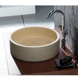piedra - Ventajas de los lavabos sobre encimera