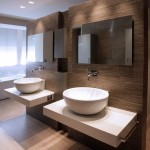 lavabos sobre encimera
