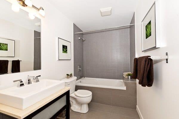 ventajas e inconvenientes de muebles de baño suspendidos