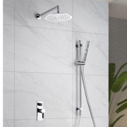 Conjunto empotrado de ducha Aruba
