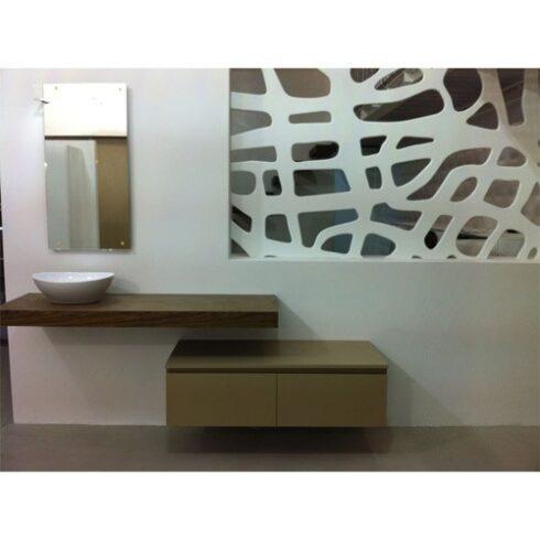 Mueble Auxiliar de Baño BANCADA PLUS