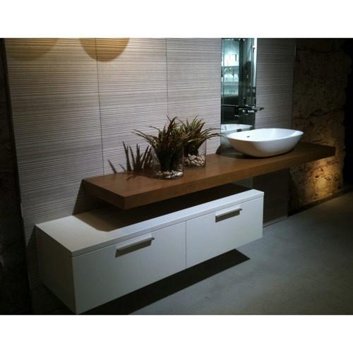 Mueble Auxiliar de Baño BANCADA