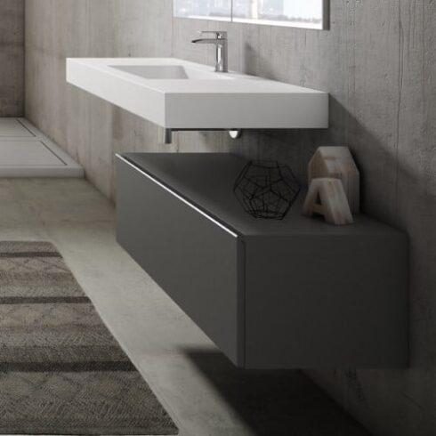 Mueble auxiliar de baño ELEMENT