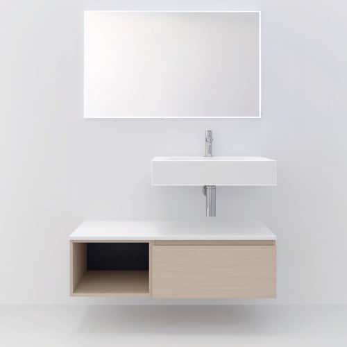 Mueble auxiliar de baño ELETOR