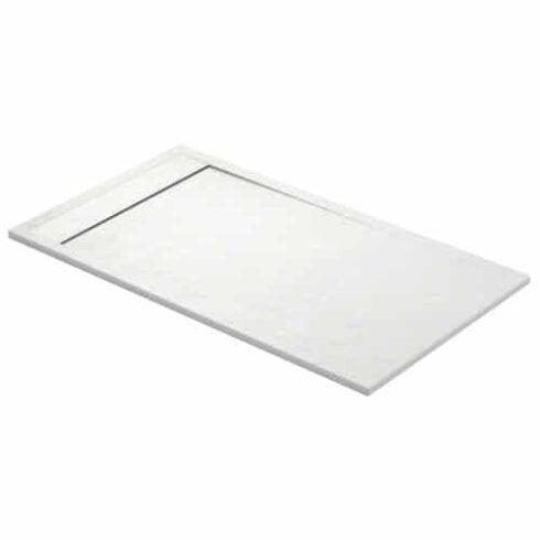 Plato de ducha MERIDA blanco