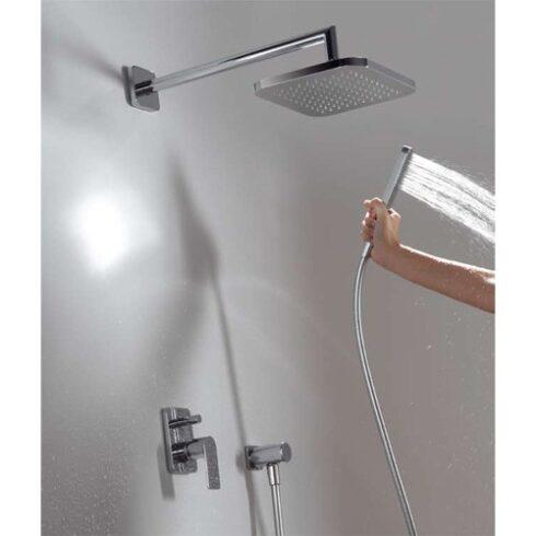 Conjunto de ducha empotrado LOFT